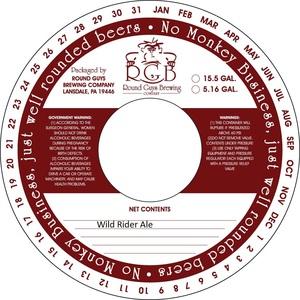 Wild Rider Ale