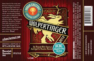 Urban Chestnut Brewing Company Wolpertinger
