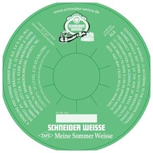 G. Schneider & Sohn Meine Sommer Weisse