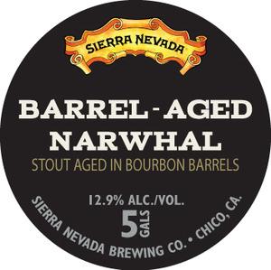 Sierra Nevada Barrel-aged Narwhal