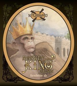 New Holland Brewing Company, LLC Monkey King