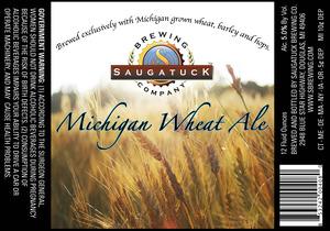 Saugatuck Brewing Company Michigan Wheat