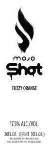 Mojoshot Fuzzy Orange