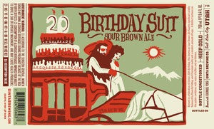 Uinta Brewing Company Birthday Suit
