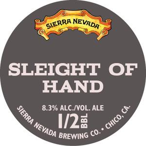 Sierra Nevada Sleight Of Hand