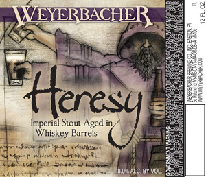 Weyerbacher Heresy