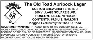 The Old Toad Apribock
