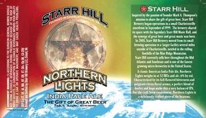 Starr Hill Northern Lights