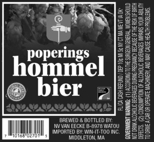 Poperings Hommel