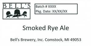 Bell's Smoked Rye