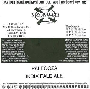 New Holland Brewing Co. Paleooza
