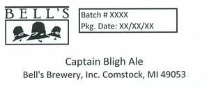 Bell's Captain Bligh