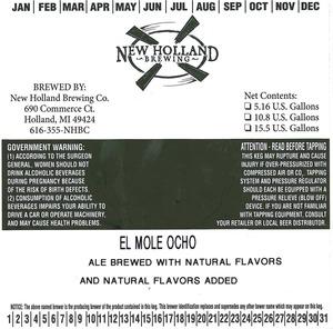 New Holland Brewing Co. El Mole Ocho