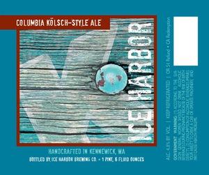 Columbia Kolsch-style Ale