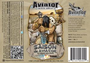 Aviator Brewing Company Saison De Aviator