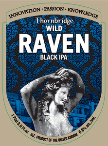 Wild Raven Black Ipa