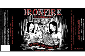 Ironfire Brewing Company Synner Session February 2013