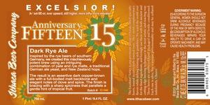 Ithaca Beer Company Fifteen