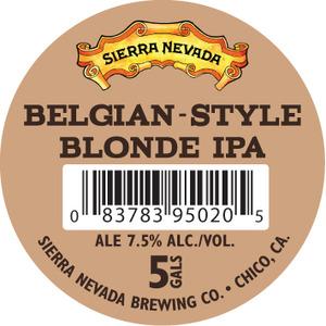 Sierra Nevada Belgian-style Blonde