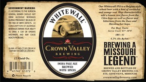 Crown Valley Whitewall