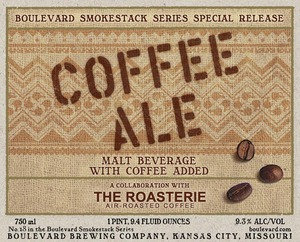 Boulevard Brewing Company Coffee Ale
