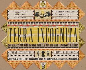 Boulevard Brewing Company Terra Incognita