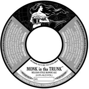 Monk In Tha Trunk