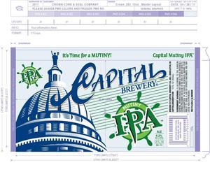 Capital Mutiny IPA
