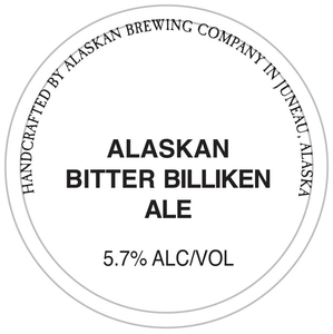 Alaskan Bitter Billiken Ale