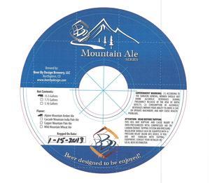 Mountain Ale Series Alpine Mountain Amber