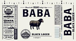 Uinta Brewing Company Baba