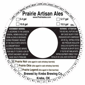 Prairie Artisan Ales Prairie Noir