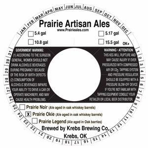 Prairie Artisan Ales Prairie Okie
