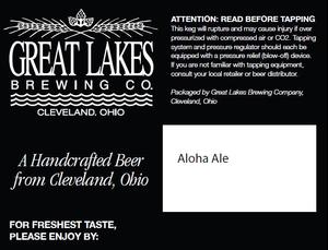 The Great Lakes Brewing Co. Aloha