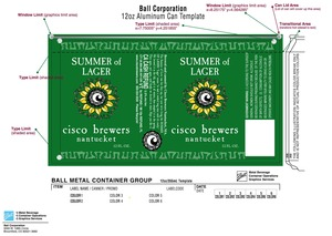 Cisco Brewers Summer Of