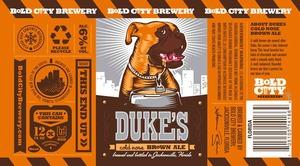 Duke's Cold Nose Brown