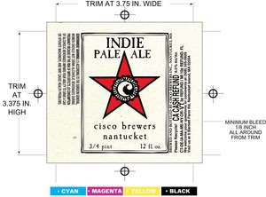 Cisco Brewers Indie Pale