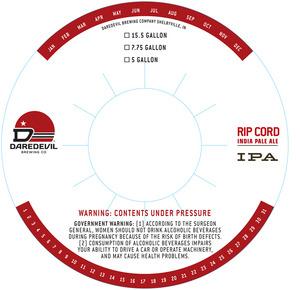 Daredevil Brewing Company Rip Cord