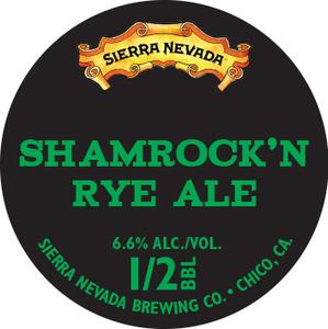 Sierra Nevada Shamrock'n Rye