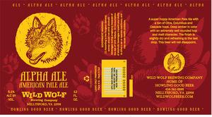 Wild Wolf Brewing Company Alpha