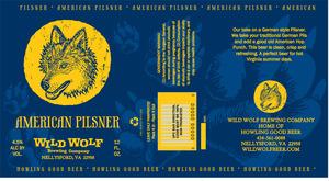 Wild Wolf Brewing Company American