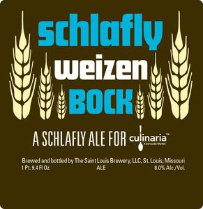 Schlafly Weizenbock