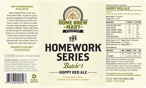Home Brew Mart The Homework Series Batch #1