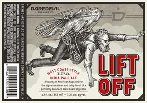 Daredevil Brewing Company Lift Off IPA
