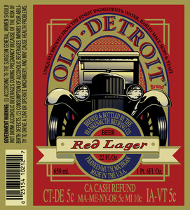 Old Detroit Red