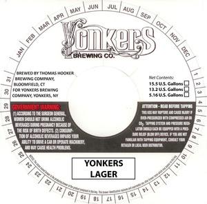 Yonkers Brewing Co. Yonkers