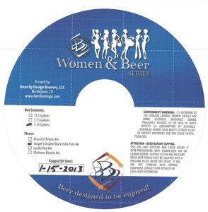 Women & Beer Series Jacque's Double Black