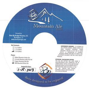 Mountain Ale Series Wild Mountain Wheat