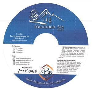 Mountain Ale Series Cascade Mountain