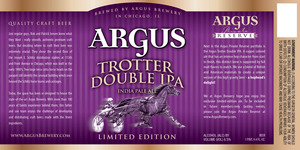 Argus Private Reserve Trotter Double IPA